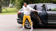 Мбапе е не само изключителен футболист, но и спортист с огромен маркетингов потенциал.