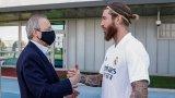 Точките, по които Серхио Рамос и Реал Мадрид се разминават