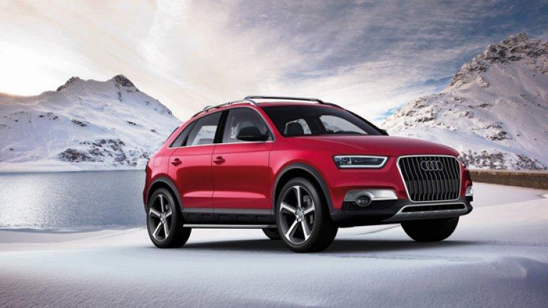 Q3 ще зарадва феновете на Audi зад Океана