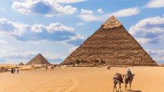 """Египетските пирамиди - по следите на съкровището от """"Алхимикът"""""""