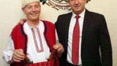 Румен Радев на среща с българи от Ню Йорк