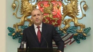 Указът на държавния глава ще обнародван утре