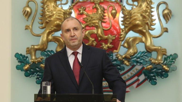 Държавният глава изнесе своя отчет към нацията за дейността си през годината