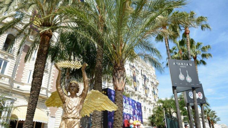 """Кан се вълнува: започва 12 дневният световен маратон по киноизкуство, който ще завърши на 24 май с раздаването на """"Златна палма"""""""