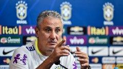 Тите е категоричен, че тимът му е готов да се реваншира за унижението срещу Германия преди 4 г.
