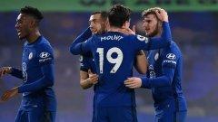 Тухел навъртя пет поредни победи и върна Челси в топ 4