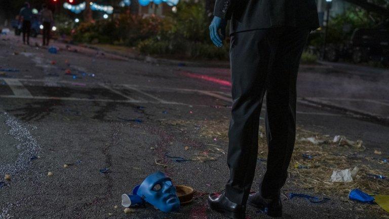 "Деймън Линделоф за ""Пазителите"" на HBO и борбата му за одобрението на Алън Мур"