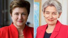 За пореден път името на Кристалина Георгиева се завъртя в битката за ООН, а ориентирането в медийната буря, която последва, е изключително трудно...