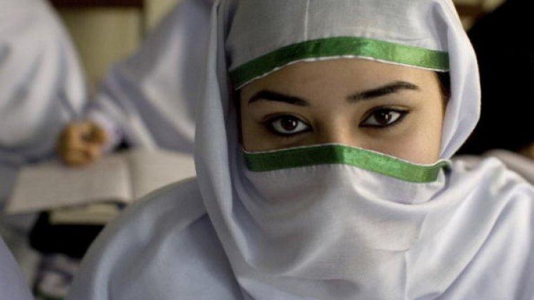 Телата на мюсюлманките