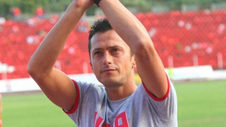 Христо Янев поздрави футболистите за успеха и призна, че победата е специална