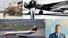 19 все още ненапълно разрешени авиационни загадки