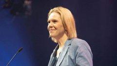 """Новият норвежки министър на здравеопазването ясно показва, че няма намерение да се извинява, задето е хваната от папарашки обектив в """"срамно деяние"""" и заявява, че няма да е морална полиция и да нарежда на съгражданите си какво не бива да правят."""