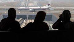 Самолетът е летял във въздуха 4 или 5 часа след изчезването си