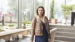 Диляна Здравчева е от хората, които винаги търсят нещо ново