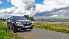 Най-големият в момента член на семейството X на Opel, който разширява обхвата на моделната гама на марката Opel в C-сегмента.