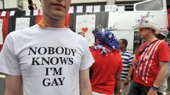 Никой не знае, че съм гей...