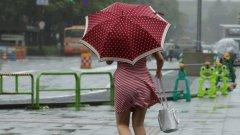 В Бургас за по-малко от денонощие са паднали 70.5 литра дъжд на квадратен метър.