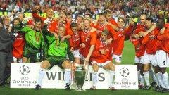 През 1999-а Юнайтед направи подвиг. Способен ли е на нещо подобно и сега?