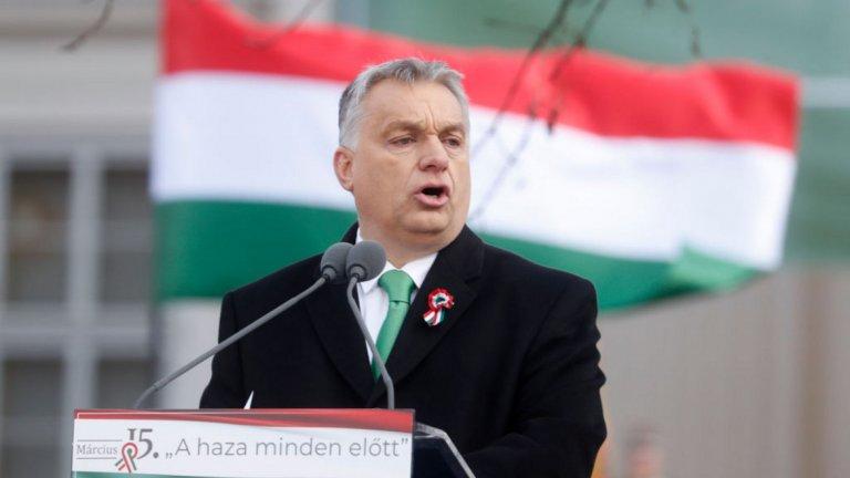 Фидес успява да насади анти-мигрантски настроения дори и извън Унгария