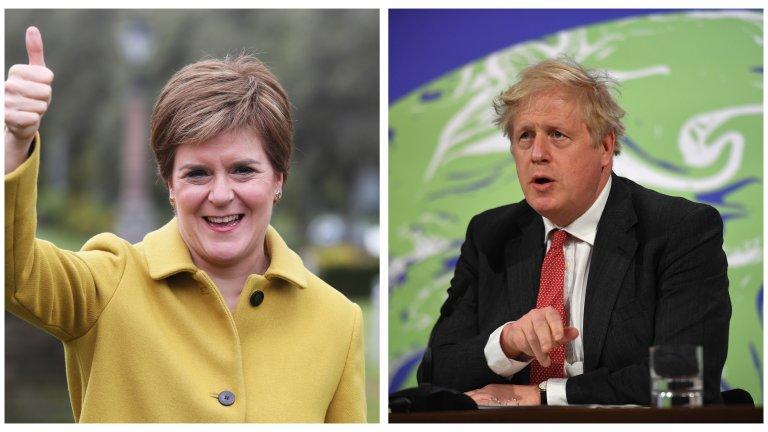 Шотландската национална партия все по-уверено иска нов референдум за независимост