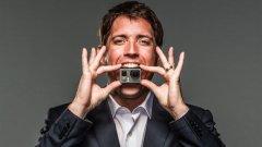 Ник Удман е на 41 години, а вече е милионер, благодарение на своето изобретение - камерите GoPro