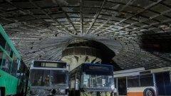 Гаражът изиграва важна роля дори и при аварията в Чернобил