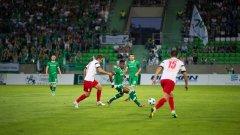 Бруно Рибейро претърпя поражение в официалния си дебют начело на Лудогорец