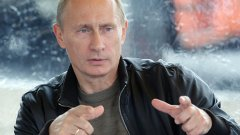 Руският президент каза, че санкциите срещу Русия са незаконни