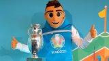 Скилзи е официалният талисман на Европейското първенство