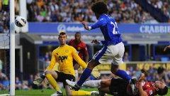 Маруан Фелаини изглежда като сигурен нов играч на Юнайтед.
