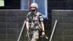 """Всички тези ходове на Пхенян противоречат на приетите в Декларацията от Панмунджом точки за спазване на """"мир, благоденствие и обединение на Корейския полуостров"""""""