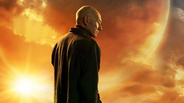 5. Star Trek: Picard (миналата година: ... място)