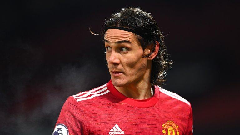 Юнайтед си хареса друг от ПСЖ за заместник на Кавани
