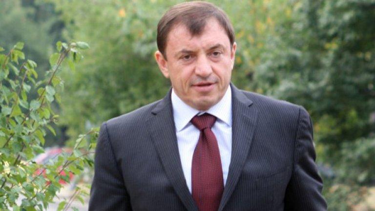 На 29 октомври Алексей Петров беше обстрелван с два гранатомета