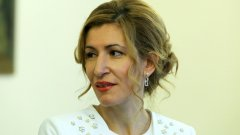 Тя коментира обвиненията на Валери Симеонов за имотите