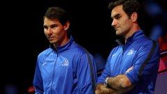 Мачът между Федерер и Надал в ЮАР ще постави рекорд по посещаемост в тениса.