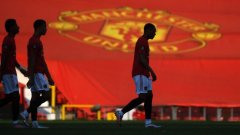 Тримата в предни позиции на Юнайтед се справят наистина добре.