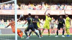 След доста пропуски на Роналдо и на целия тим на Юве, отборът все пак стигна до победата