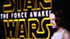 """Дейзи Ридли - един от """"новобранците"""" в легендата на Star Wars (Галерия)"""