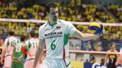Матей Казийски този път не бе най-резултатния нащ волейболист