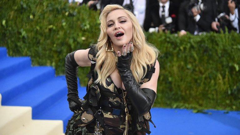 Мадона има 6 деца. От тях две са биологични и четири - осиновени. Осиновените са от Малави. Там има спешен педиатричен център на име Mercy James Center, кръстен на една от осиновените й дъщери. Самата Мадона е третото от общо 8 деца.