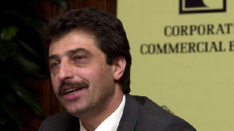Банкерът Цветан Василев ще е новият собственик на клуба