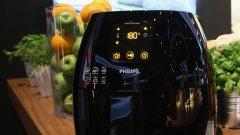 Тест-ревю на Philips Airfyer