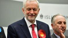 Да, лидерът на лейбъристите е основна причина за провала на партията на последните избори и докато те не го разберат, ще продължават да пропадат като резултати