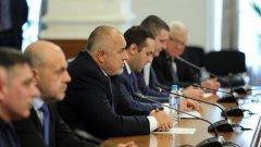 Премиерът и министрите даряват по 1000 лв. от заплатата си
