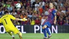Иниеста ще има възможността да блесне за последно в дерби срещу Реал Мадрид