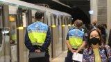"""Инцидентът е станал на метростанция """"Европейски съюз"""""""