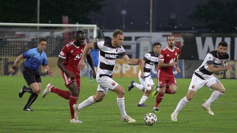 Локо Пд тресна ЦСКА и даде сериозна заявка за второто място