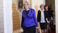 Преговорният екип на ГЕРБ проведе срещи с останалите парламентарно представени партии, а сега предстои да се вземат решения за съставянето на кабинет