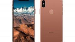 Есента е сезонът на новините от Apple - iPhone 8 трябва да е на пазара до края на септември, въпреки че подробности около дизайна му станаха известни още в началото на август, благодарение на изтекла информация от самата компания.  Най-голямата иновация ще бъде нов дисплей с OLED технология и със скенер за пръстов отпечатък. Големият дисплей и тънките странични рамки означават, че почти със сигурност новият iPhone няма да има основен бутон отпред. Първоначалната му цена ще бъде около 1 100 - 1 200 долара.